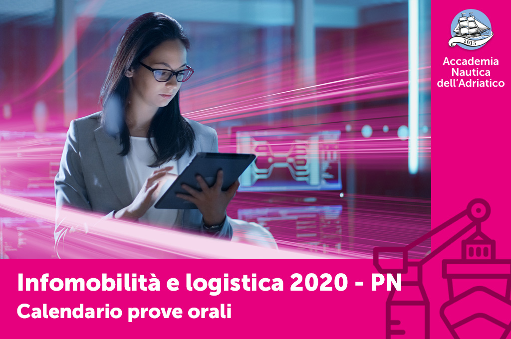 """Ammessi alle selezioni """"Infomobilità e logistica"""" sede di Pordenone"""