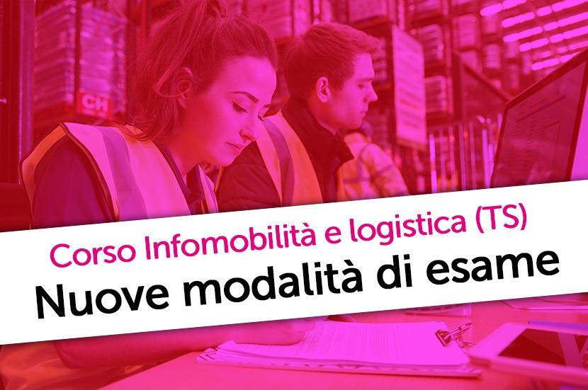 Logistica Trieste: bando modificato. Nuove modalità d'esame